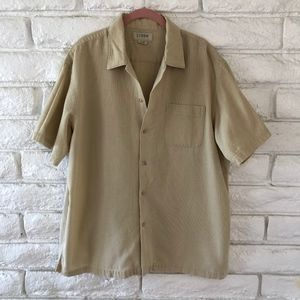 J Crew Casual Shirt  L